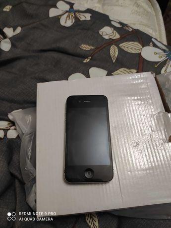 Продам Айфон 4С рабочий в хорошем состоянии 1000гр