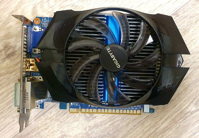 Gigabyte GeForce GTX 650 2GB DDR5