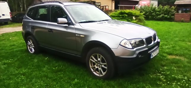 BMW X3 2.0 d 4x4 stan bardzo dobry