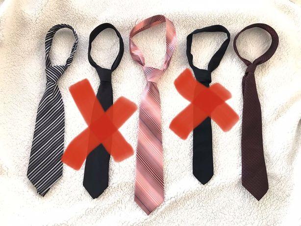 Галстук краватка 3 шт. 65 грн