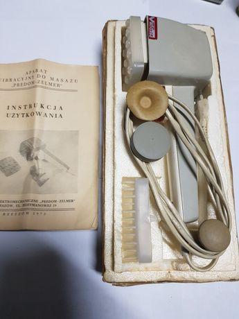 Urządzenie do masażu PRL 1971r