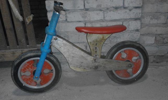Rowerek biegowy vintage!