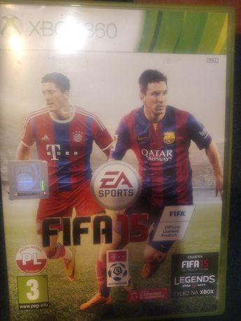 Xbox360 fifa 15    pl