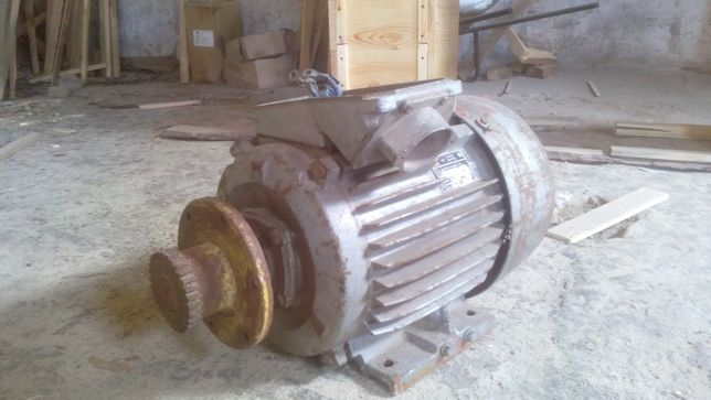 Електродвигун 16 кВт 3000 об/мин