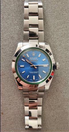 Rolex Milgassus azul