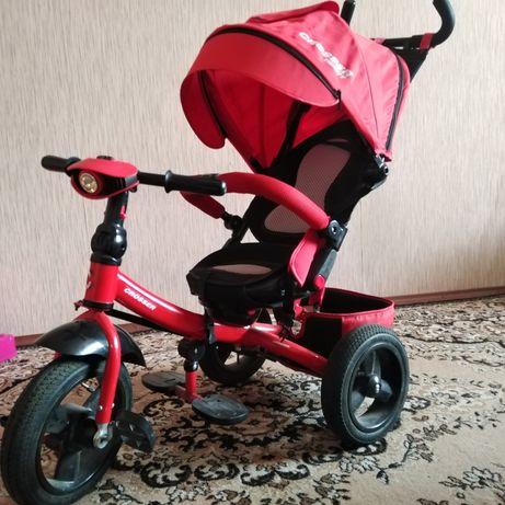 Детский велосипед-коляска  Crosser T-400