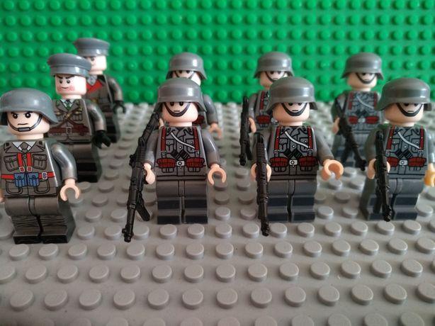 Лего человечки военные немецкие вторая мировая