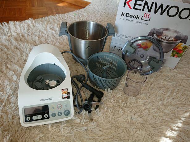 Multicooker KENWOOD +apka z 200 przepisami