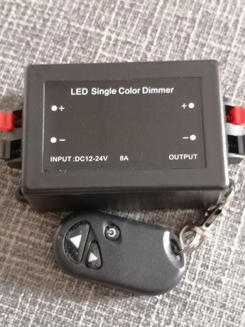 Sterownik radiowy zmierzch świt lampa led 8A