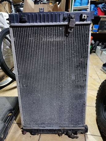 A4 b5 2.6 chłodnica zbiorniczek płynu spryskiwaczy wydech końcowy