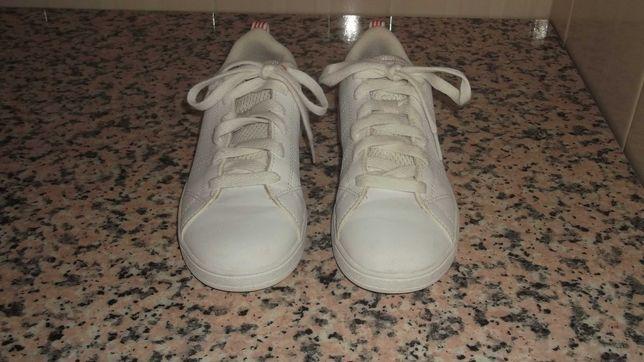 sapatilhas de menina adidas