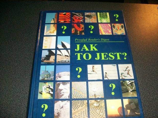 JAK TO JEST ? Reader's Digest