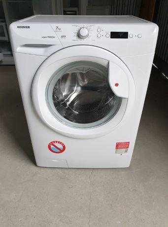 Узкая пральна/стиральная/ машина Hoover 7 KG / 2019-го року випуску