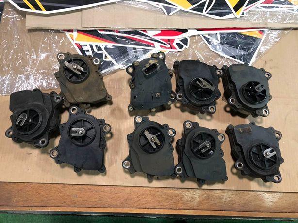 Актуатор механизма переднего привода BRP Can-Am