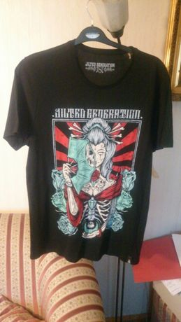 Koszulka heavy metal  Xl