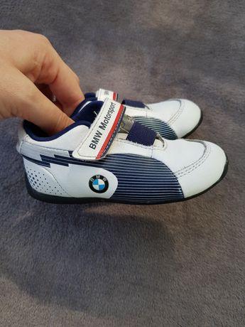 Puma butki niemowlęce adidasy trampki BMW 22 buty
