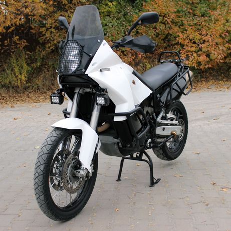 КТМ 990 Adventure 2008 спорт-турист, мотоцикл.
