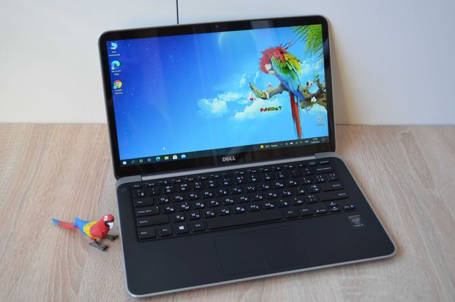 Как новый! Тонкий ультрабук ноутбук Dell XPS 13 9333 i5 SSD IPS Тач #2