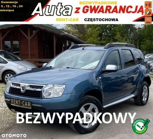 Dacia Duster 110PS*OPŁACONY Bezwypadkowy Klima Skóra Serwis VIP GWARANCJA24Miesiące