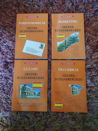 Hiszpański gramatyka ćwiczenia i inne