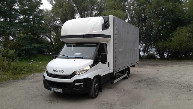 iveco daily 3.0 euro6