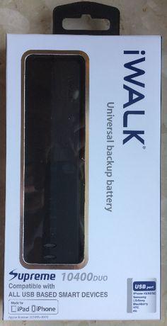 Powerbank iWalk Supreme 10400 Duo