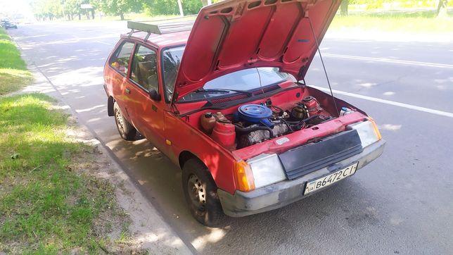 Таврия ЗАЗ 1102 1992 года
