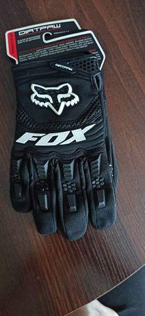 Rękawice Fox Dirtpaw ATV quad enduro cross