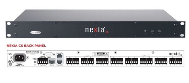 DSP Biamp Nexia CS