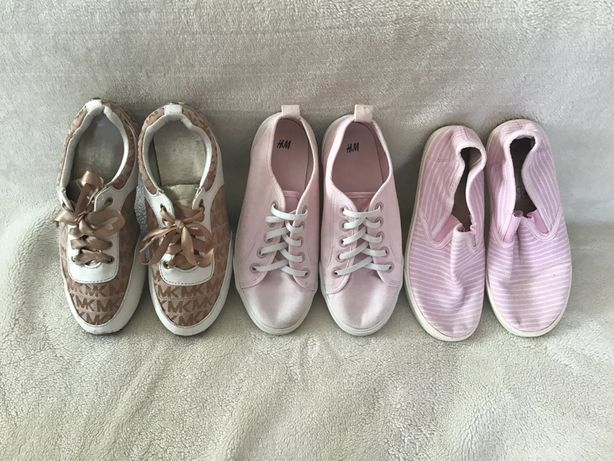 Buty sportowe Michael Kors i tenisówki