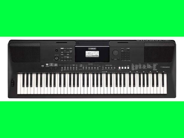 Keyboard YAMAHA PSR-EW410 / Sklep