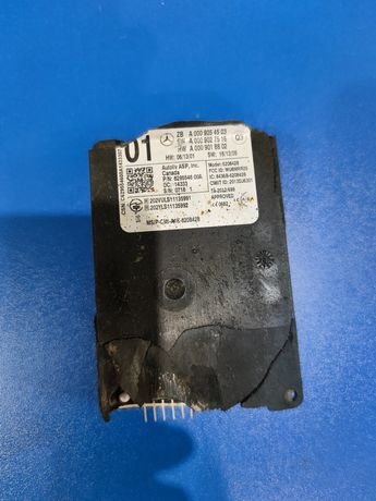 Радар перестроения, датчик мертвой зоны Mercedes A0009054503