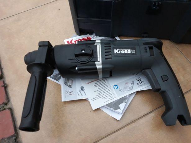 młotowiertarka KRESS PPE800 SDS+ black edition