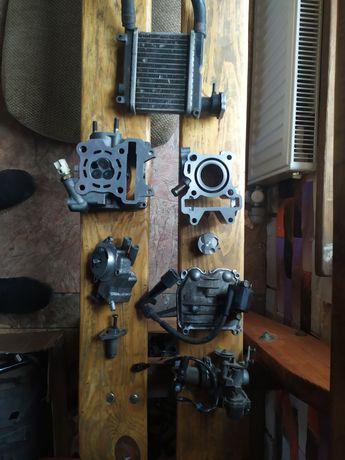 поршневая Yamaha sa36-39 gear