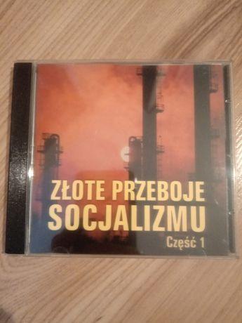 Płyta złote przeboje socjalizmu