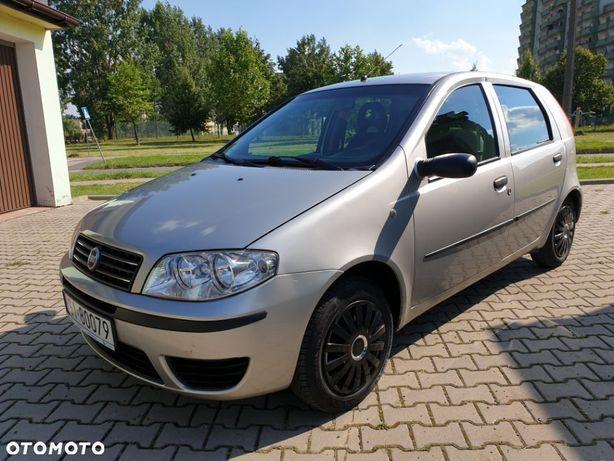Fiat Punto 1,2 80 Km Super Stan Wspomaganie Zarejestrowany
