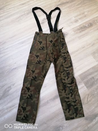 Spodnie od ubrania ochronnego gore-tex wzór 128