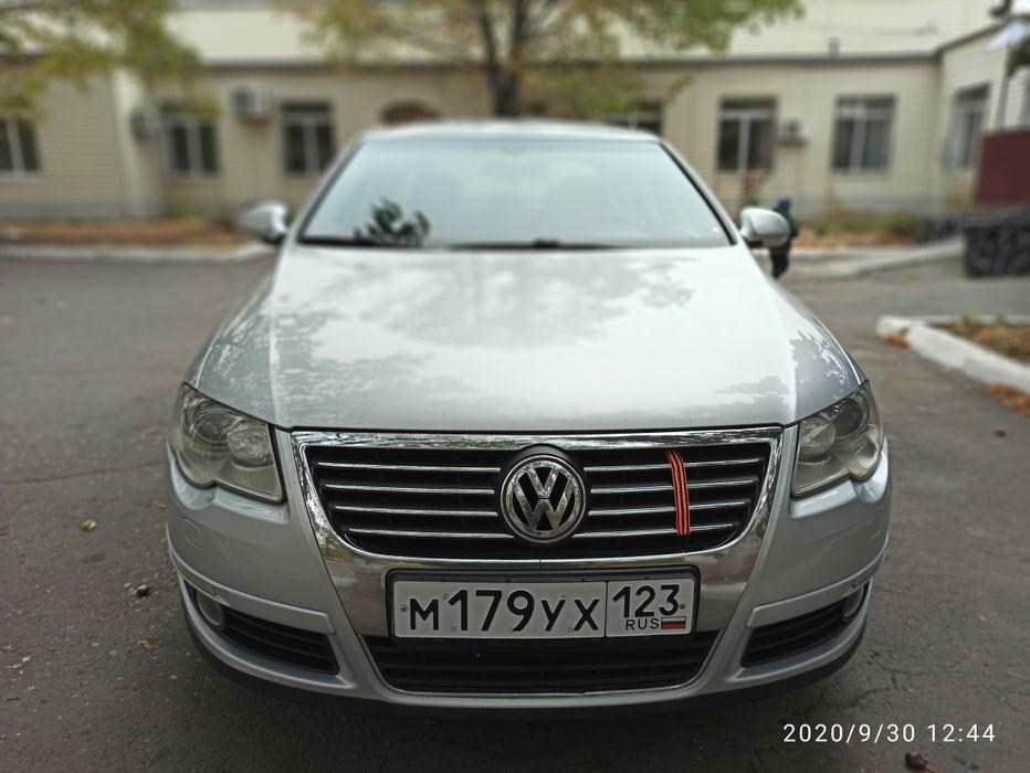 Продам Volkswagen passat b6 Красный Луч - изображение 1