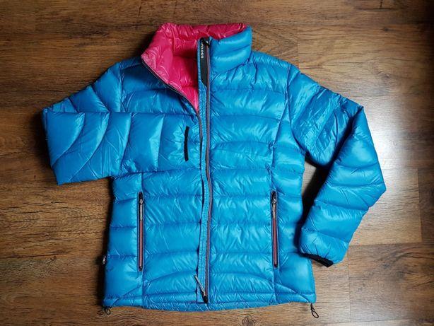 Nowa Kurtka puchowa MAUL Patagonia, lekka, ciepła, 350 gram! L 40 góry