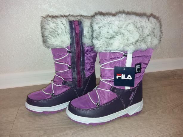 Дитяче взуття(дівчинці) Fila