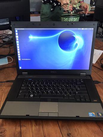 Ноутбук DELL latitude E5510