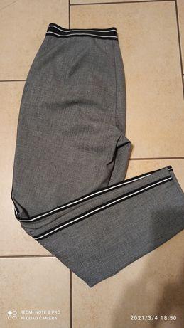Spodnie Reserved z lampasem r 38