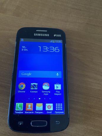 Смартфон Samsung GT-S7262 дуос телефон