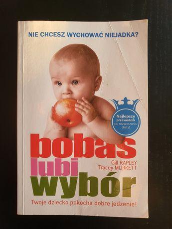 Bobas lubi wybór książka poradnik