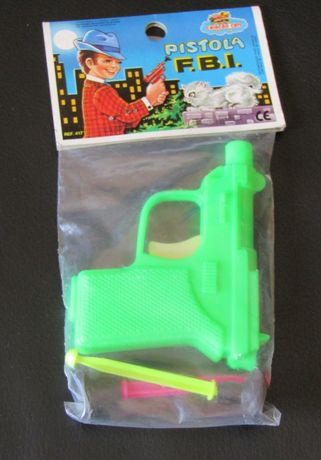 Brinquedo Plástico Português