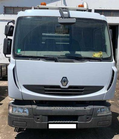 Renault camião do lixo