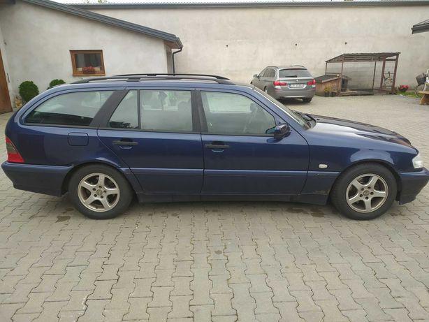 Mercedes C180 W202 - Esprit - 1.8 Pb+LPG - 1999r