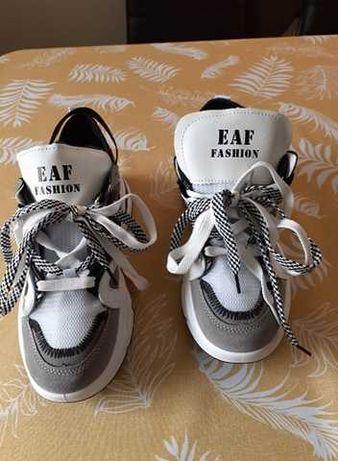 Szare Sneakersy Bolinisse 39