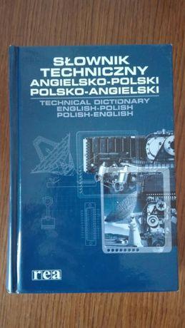 Słownik techniczny ANG POL