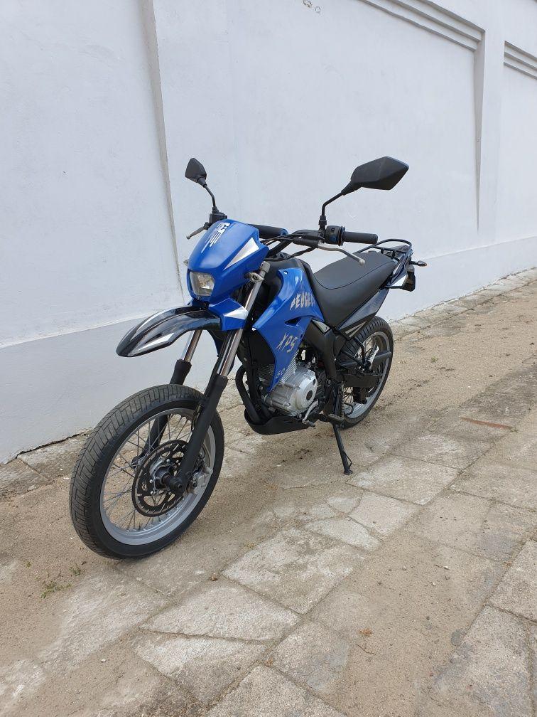 Yamaha xt125/50 sm